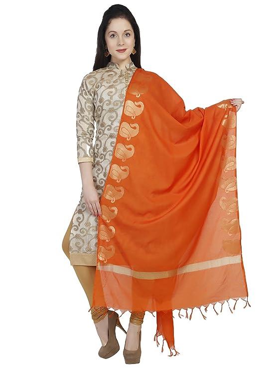 Dupatta Bazaar Women's Dupatta Women's Chunnis & Dupattas at amazon