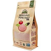 喜马拉雅厨师天然喜马拉雅 Pink Salt - Fine 4lbs Fine Pouch