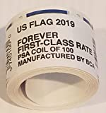 USPS Forever Flag Stamps Roll of 100