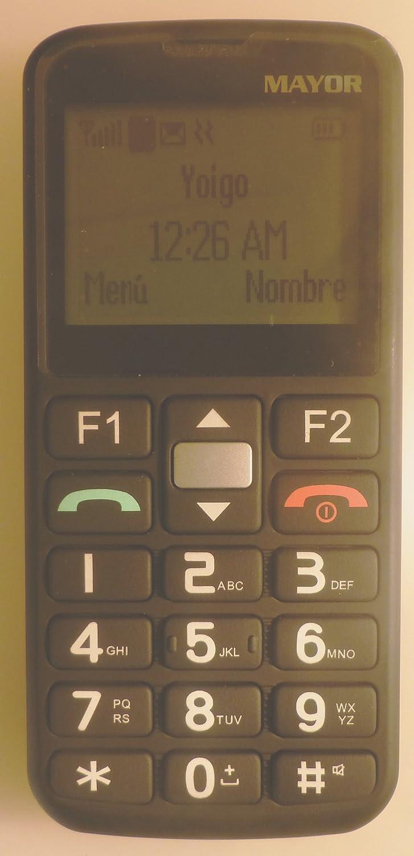 Teléfono móvil libre especial para personas mayores NUEVO MODELO