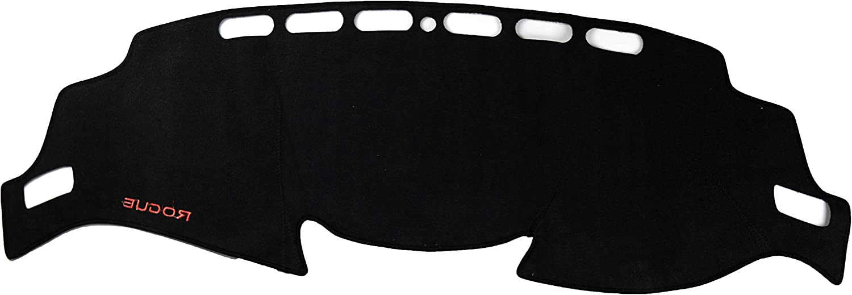 For Nissan Rogue 2014-2019 Accessories Anti Slip Dashboard Carpet Dashboard Cover Dash Cover Sun Cover Pad Dash Mat Cover 1PCS