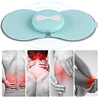TENS Estimulador Muscular, BigFun Masajeador de Vértebras Cervicales Portable Rechargeable Aliviar Dolor Nuscular Mejorar la Circulación Sanguínea