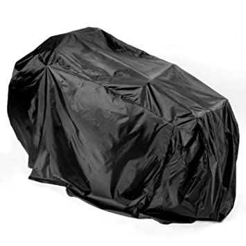 SAVFY Bike Cover for 2-Bike, 180T Outdoor Waterproof Bicycle Cover for  Mountain Bike