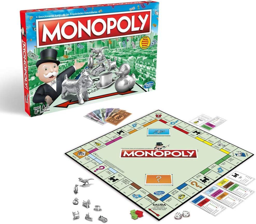 Monopoly - Edición Cataluña, Calles de Barcelona (C1009118 ...