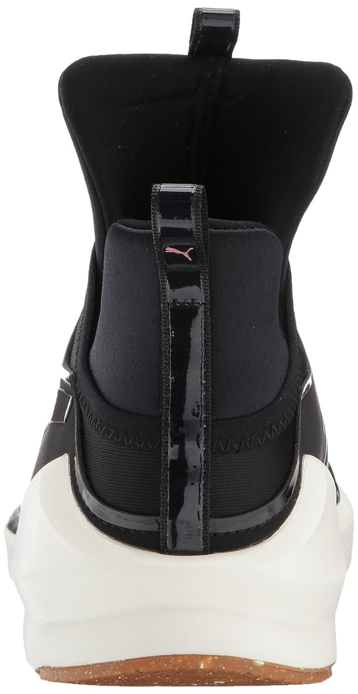 PUMA Women's Fierce VR Wn Sneaker B01MU16YNR 10 B(M) US Black
