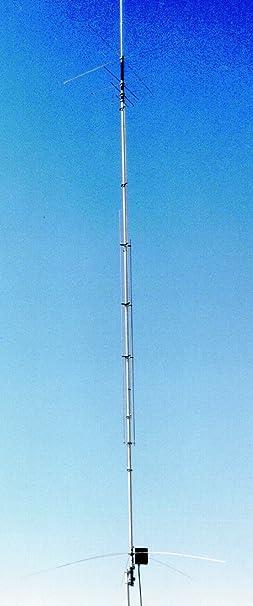 gain AV-hy-640-Antena vertical bandas 403020171512106 8 m ...