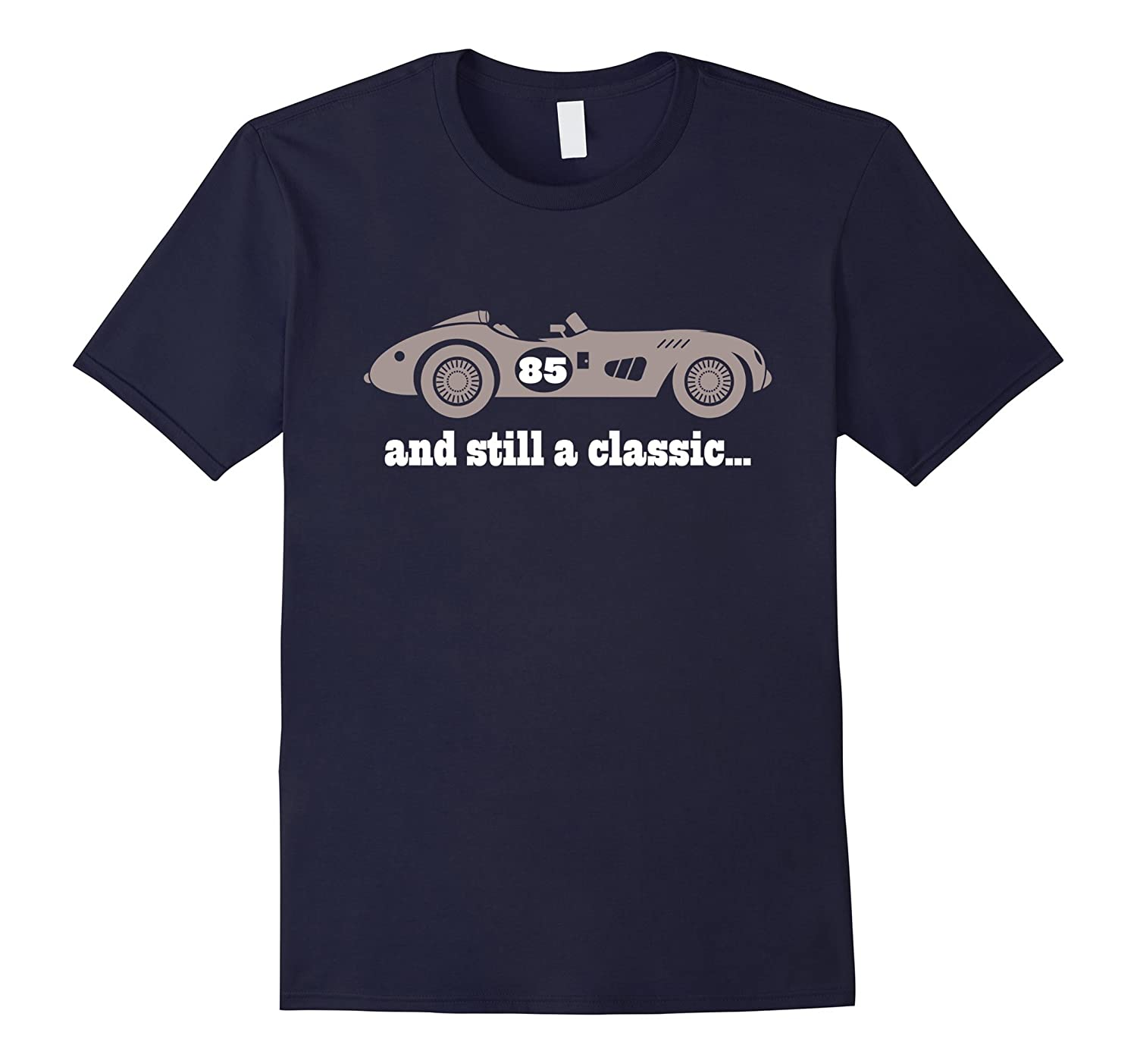 85th Birthday Shirt Mens Classic Car 85 Yr Old Gift-CD