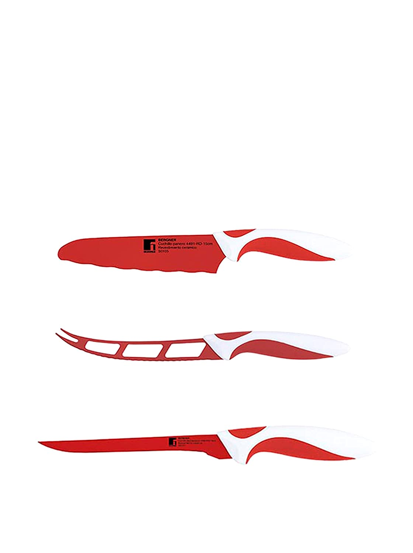 Compra BERGNER PK144 Set de Cuchillos, Acero Inoxidable ...