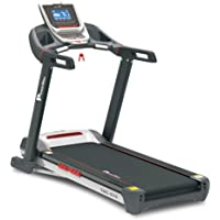 PowerMax Fitness TAC-515 (5 HP) Motorized Treadmill with Free Installation, 3 Years Motor Warranty, Bluetooth App For…