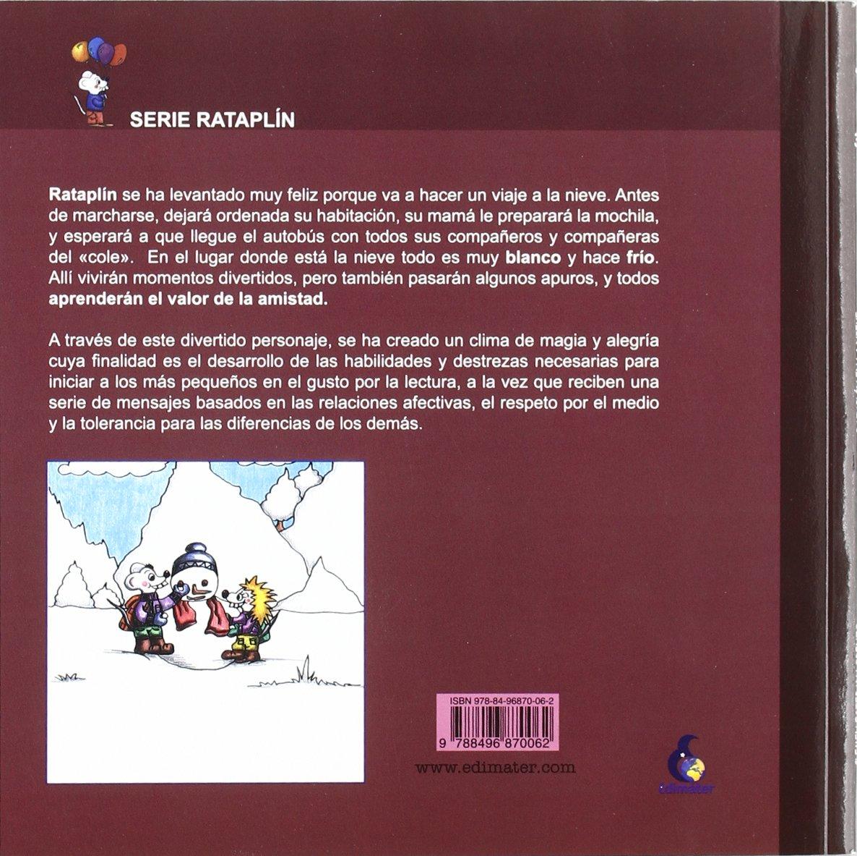 RATAPLIN EN LA NIEVE: CLEMEN ESTEBAN LORENZO: 9788496870062: Amazon.com: Books