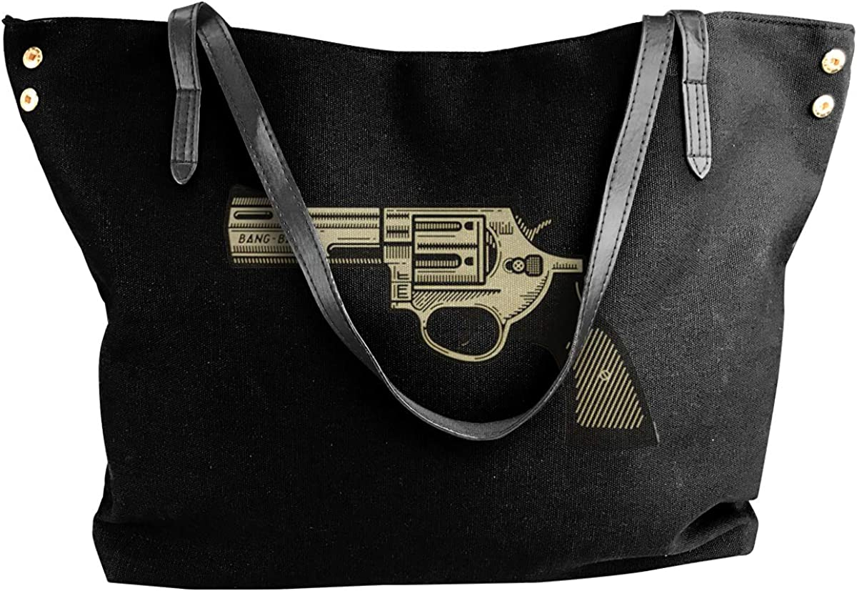 Revolver Shoulder Bags For Women/ Large Capacity Shopping Bags Perfect For Shopping//Laptop//School Books//Travel//Fitness Storage