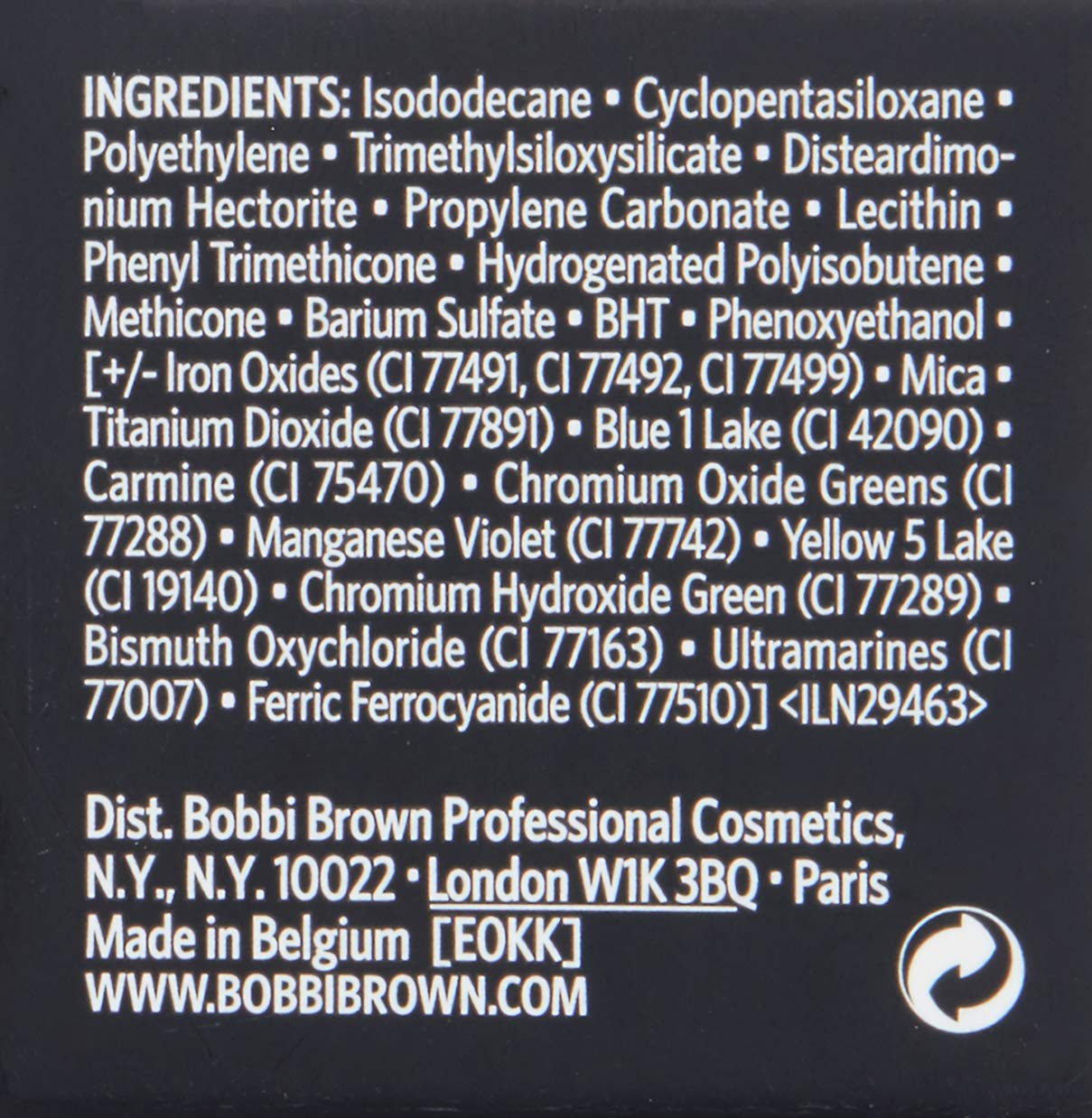 Bobbi Brown Long Wear Gel Eyeliner, No. 03 Cobalt Ink, 0.1 Ounce by Bobbi Brown (Image #2)