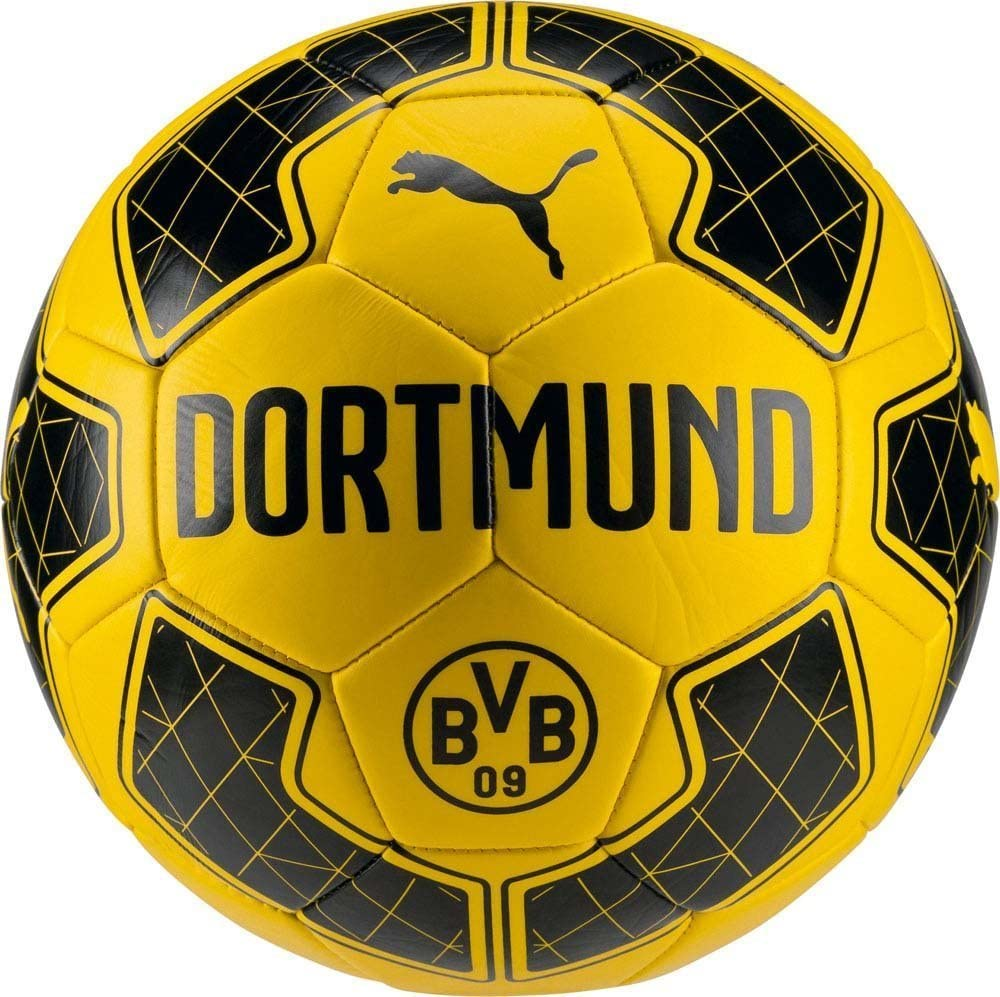 Fútbol – Fútbol – Talla 5 – – Borussia dortmund – Amarillo Negro ...