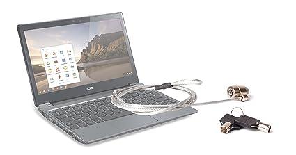 DURAGADGET Candado 2 Llaves Para Acer C7 Chromebook/Acer P3-171-3322Y4G12as /