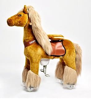 PonyCycle, Pony vaquero Medio