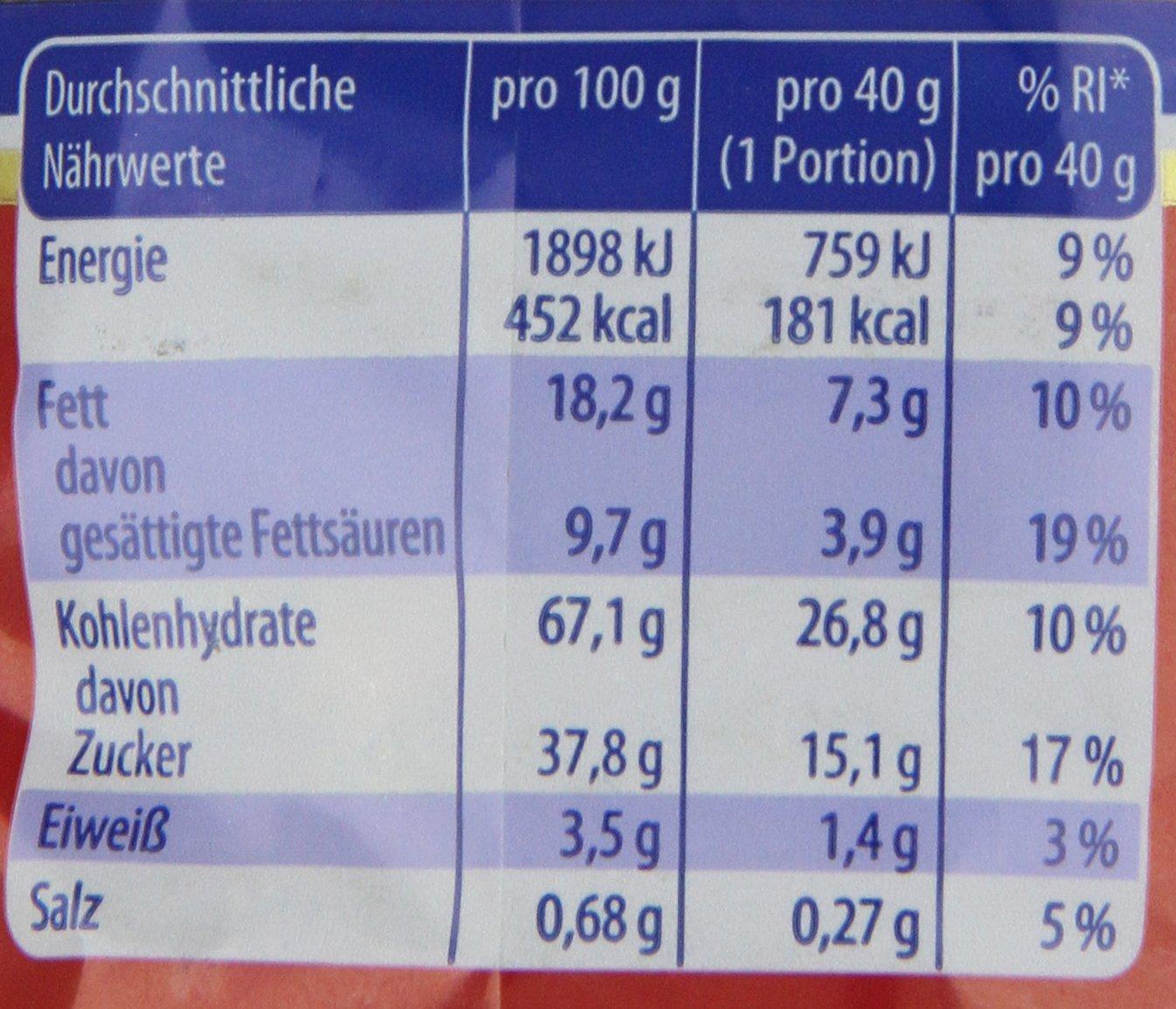 Aldente Karamellwaffeln Holländische Spezialität, 4er Pack (4 x 400 ...