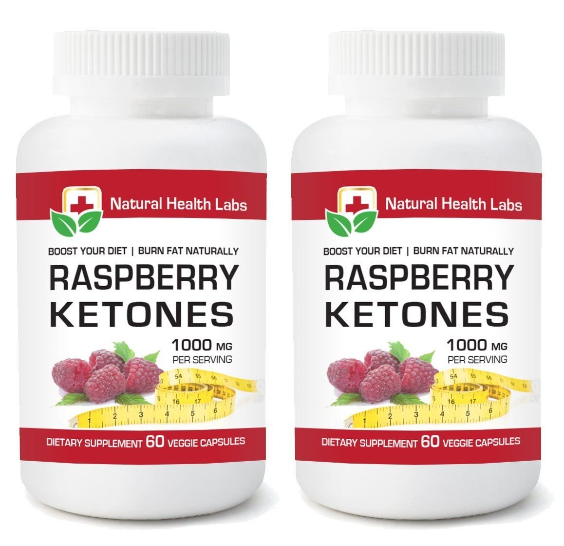 BUY ONE - GET ONE FREE | RASPBERRY KETONES 1000 MG | BURNS BELLY FAT | BOOSTS METABOLISM WHILE YOU SLEEP | NATURAL HEALTH LABS - SERVING HEALTH PROFESSIONALS SINCE 2004