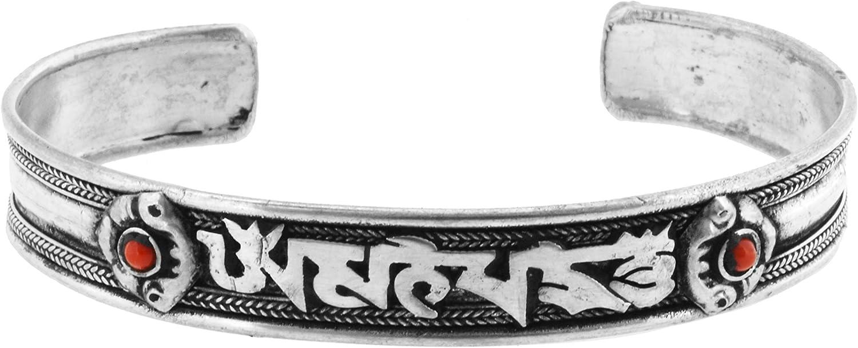 Unisex Tibetan Silver Tone...