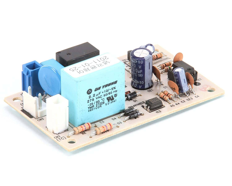 Amazon.com: Turbo Air P0143A0100 Fan Control Printed Circuit Board ...