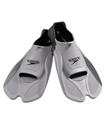 75cc5f8d51 Amazon.com : Speedo Biofuse Swim Training Fins : Short Blade ...
