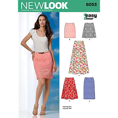 Easy Skirt Sewing Pattern Amazon