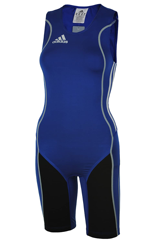 Adidas W8 Lifter Suit W Damen Leichtathletik Weightlifting Anzug Overall Gr. L 294498
