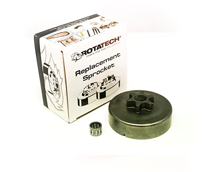 Genuine Rotatech® Spur Sprocket /& Needle Bearing Kit For Stihl MS251 Chainsaw