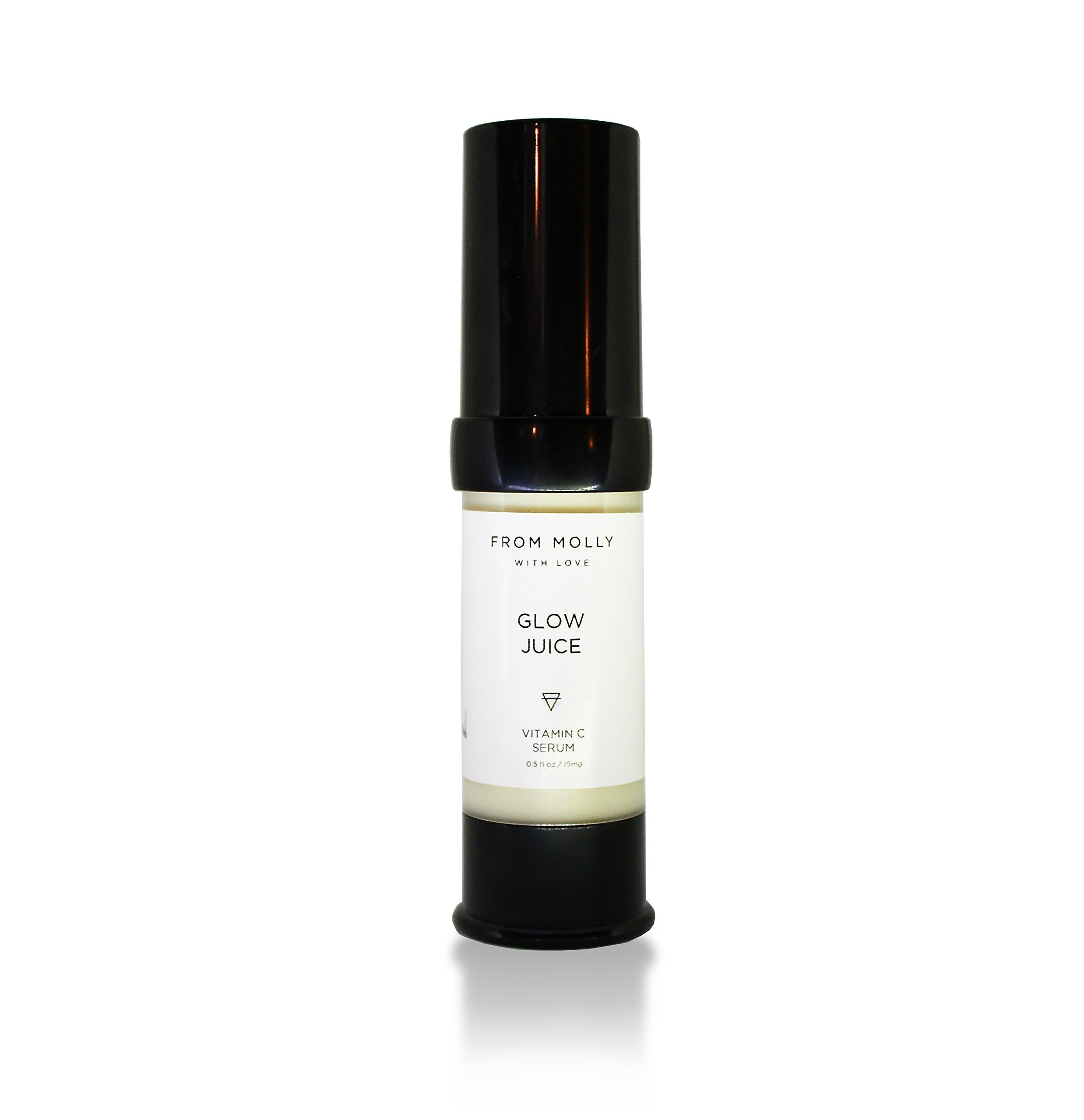 Glow Juice Vitamin C Serum for Face - for skin brightening, Anti Wrinkle, Anti Aging, Firming and Skin Tone