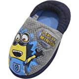 Despicable Me Minions Kids Slippers Size 13  BNWT