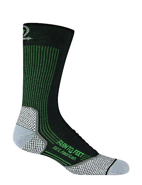 1a7615abdc1 Amazon.com   Farm to Feet Damascus Lightweight Crew Socks   Clothing