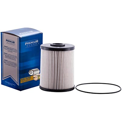 PG DF6097 Diesel Fuel Filter | Fits 2003-09 Dodge Ram 2500, 2003-07 Ram 3500: Automotive