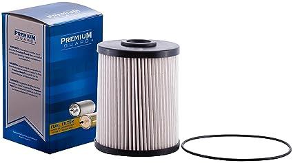 amazon com pg df6097 diesel fuel filter fits 2003 09 dodge ram2009 Dodge Ram 3500 Fuel Filter Location #14