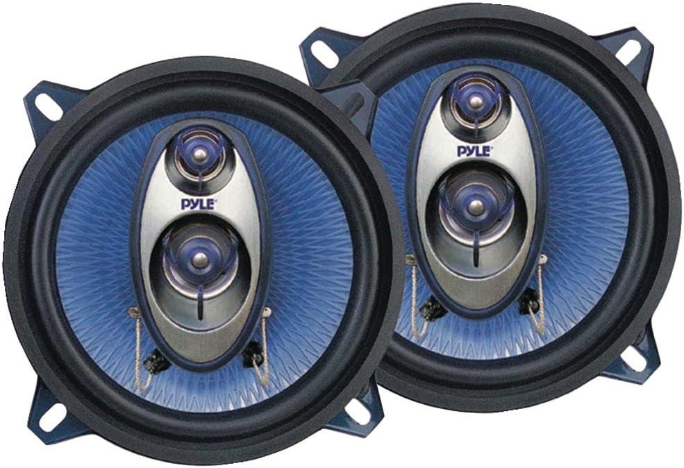 5.25, 3 Way Pyle PL53BL Blue Label Speakers