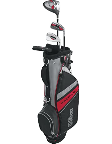 5a2d908a80 Wilson Profile Complete Junior Golf Set w/Golf Bag