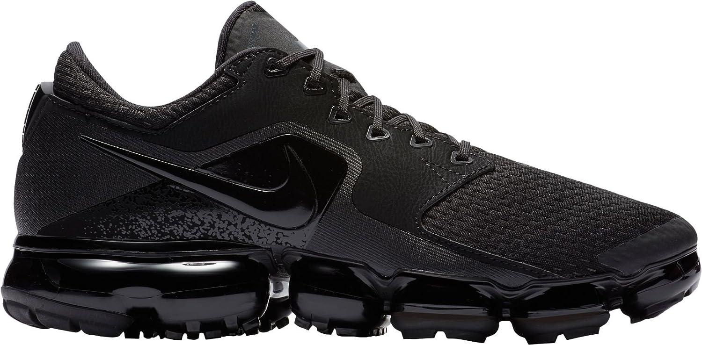 ナイキ シューズ スニーカー Nike Men's Air VaporMax Running Shoes BlackBlack [並行輸入品] B078NSCKVP