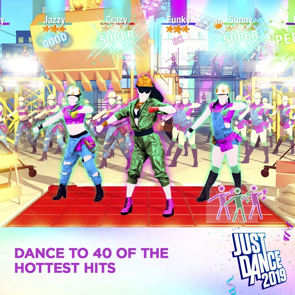 Amazon.com: Just Dance 2019 - Nintendo Switch Standard ...