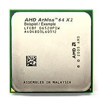 AMD Athlon 64 X2 5200+ 2.7GHz/1MB Sockel/Socket AM2 ADO5200IAA5DO Dual-Core CPU (Zertifiziert und Generalüberholt)