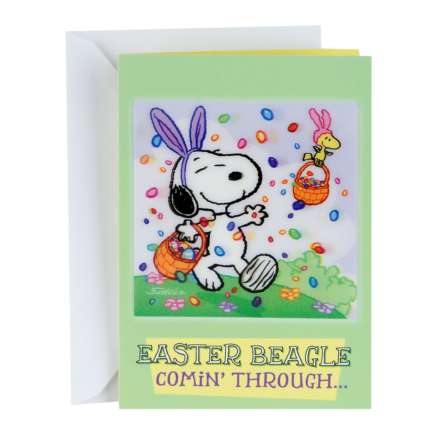 Amazon Hallmark Funny Easter Greeting Card For Kids