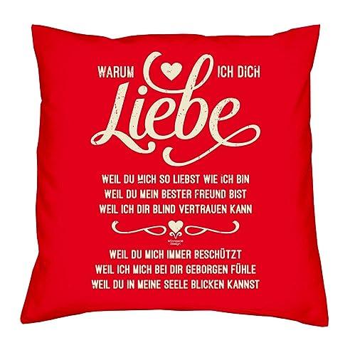 Geschenkidee Zum Valentinstag   Warum Ich Dich Liebe   Romantisches Geschenk  Valentinstagsgeschenk Für Frauen U0026 Männer