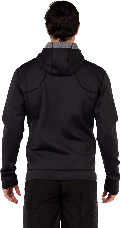 Level Six Mens Jericho Neoprene Jacket with Hood