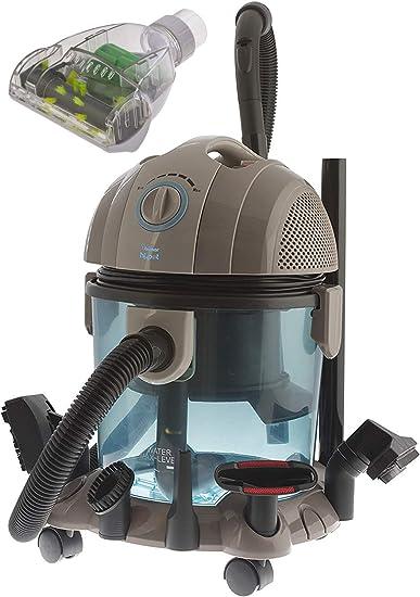 Bidone aspiraceneri a motore può essere pulito con acqua ottimo per le ceneri