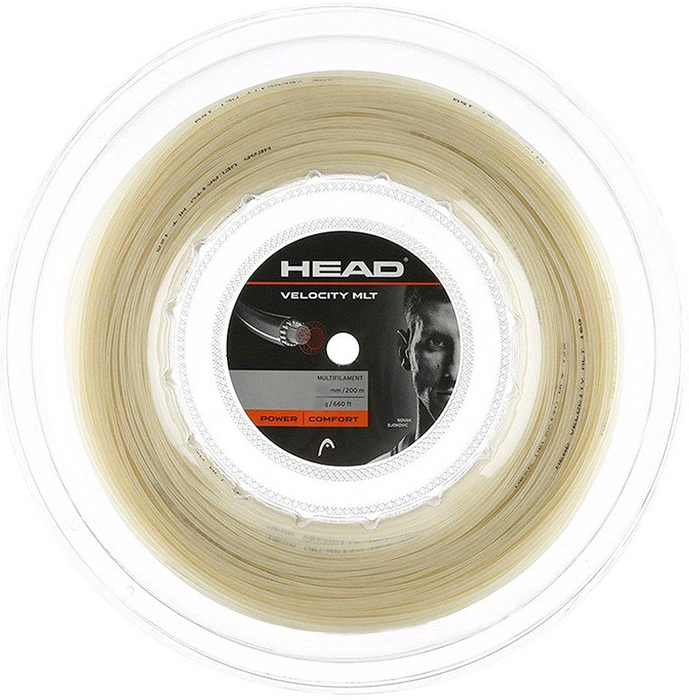 Head Velocity MLT 200m 1.25mm natur Tenis Cordaje