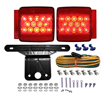 Grand General 76940 LED Trailer Light Kit: Automotive