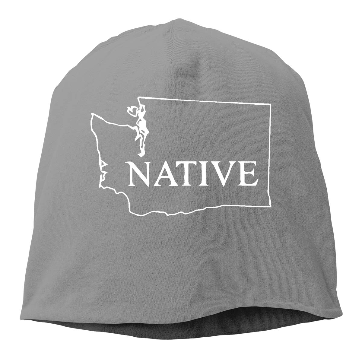Washington State Native Unisex Knitted Hat Beanie Hat Warm Hats Skull Cap