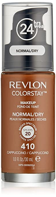 Amazon.com : Revlon ColorStay Makeup For Normal/Dry Skin ...