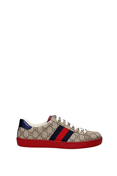 cc35851b472 Gucci Sneakers Homme - (429445K2LH09767) EU  Amazon.fr  Chaussures ...