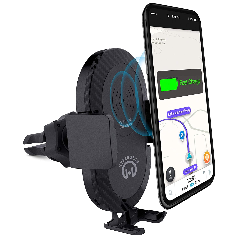 Amazon.com: Soporte de rejilla de ventilación para coche ...