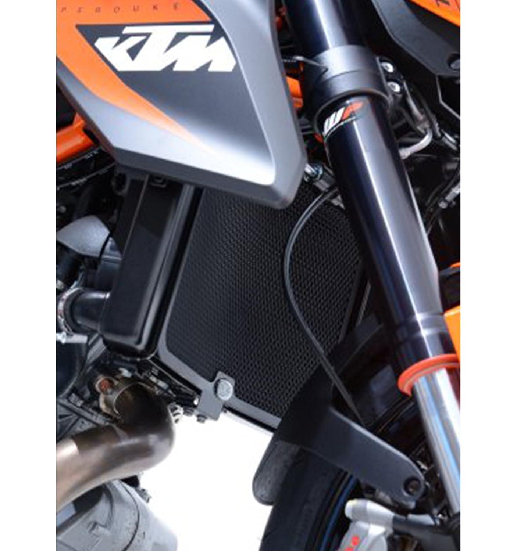 Protection de radiateur R/&G Racing Noire KTM 1290 Super Duke R