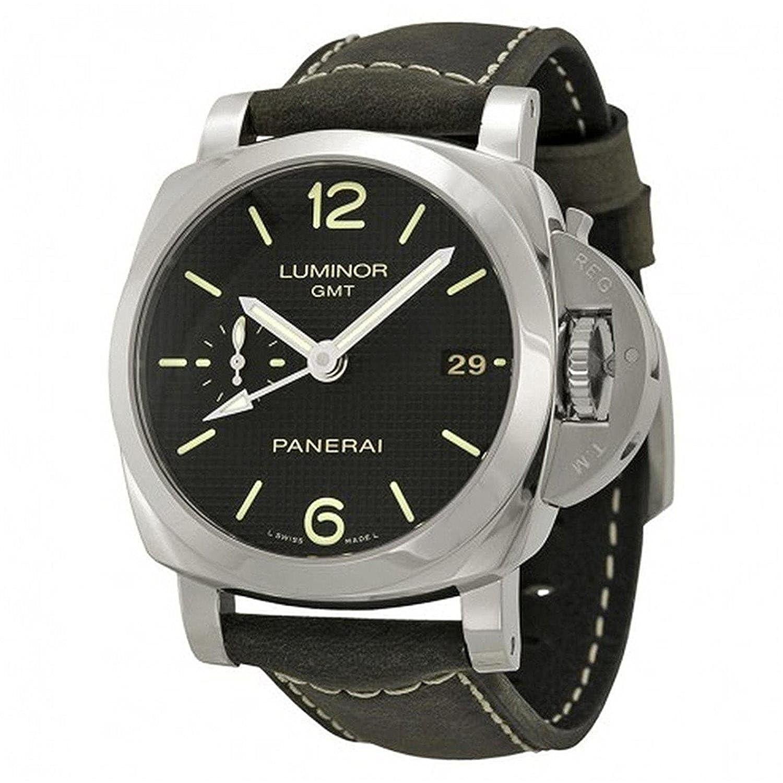 [パネライ] 腕時計 ルミノールマリーナ1950 3DAYS GMT アッチャイオ PAM00535 メンズ 新品 [並行輸入品] B00LFBA60M
