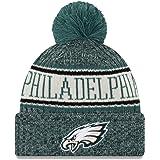 New Era Sideline Road 2019 Bommel Mütze Philadelphia Eagles
